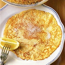 Pancake-Sugar-lemon
