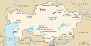 Map_Kazakhstan
