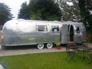 Silver stream caravan