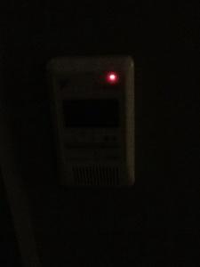 Hotel lighting!